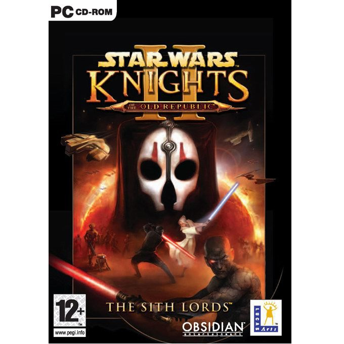 Star Wars: Knights of the old Republic II, за PC image