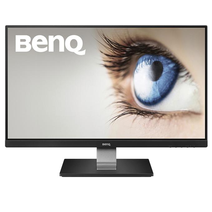 """Монитор BenQ GW2406Z (9H.LFDLA.TBE), 23.8""""(60.452cm), AH-IPS панел, Full HD, 14ms, 1000:1, 250 cd/m², HDMI, D-Sub image"""