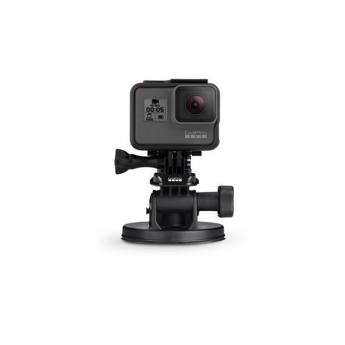 Вакумна стойка GoPro Suction Cup, доказана сигурност при над 240 km/h. image
