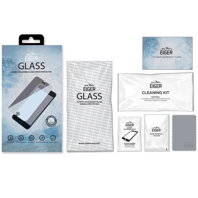 Протектор от закалено стъкло /Tempered Glass/, Eiger EGSP00474, за Huawei Honor 8X  image