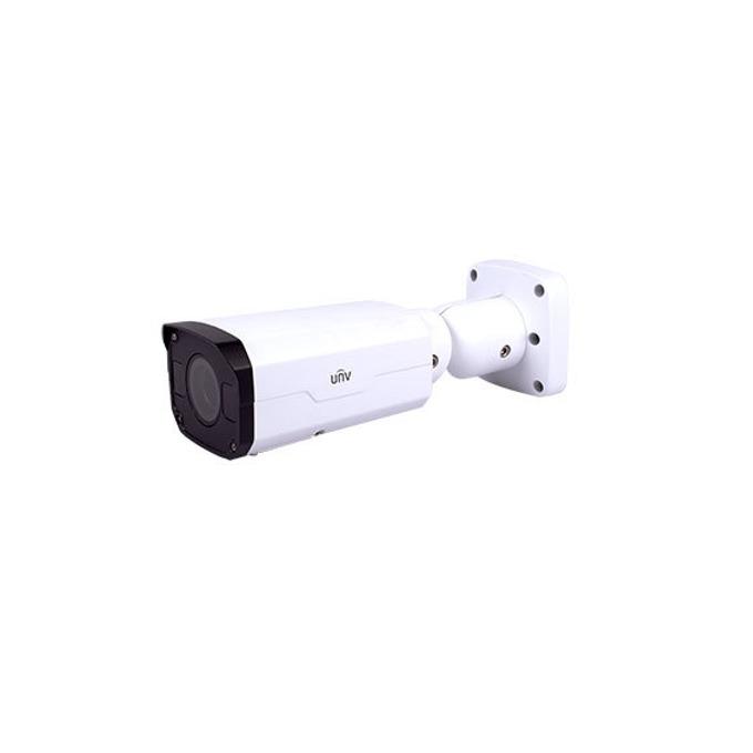 """IP камера Uniview IPC2324EBR-DPZ28, насочена """"bullet"""", 4 Mpix(2592×1520@25fps), 2.8~12mm обектив, H.264/H.265/MJPEG, IR осветеност (до 30 метра), външна, IP67 защита, microSD слот, RJ-45 10M/100M image"""
