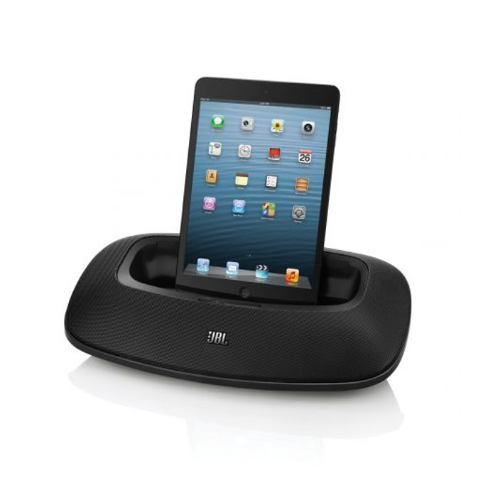 Тонколона JBL OnBeat Mini LTE, 2.0, 14W RMS, Lightning/USB/3.5mm jack, черна image