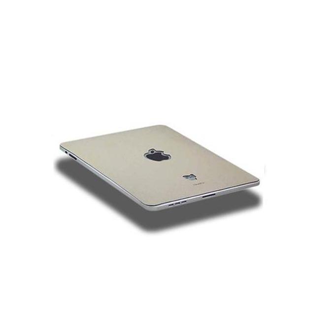 Калъф за Apple iPad, страничен протектор с гръб, естествена кожа, HardCE iMAT, със скрийн проктектор и кърпичка, черен image