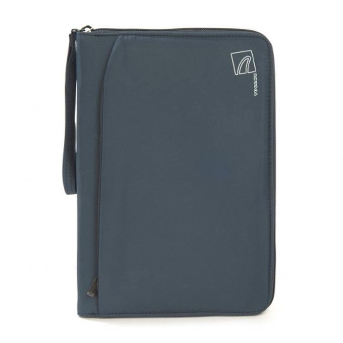 Калъф Tucano Youngster Tablet Case за таблети до 10.2 инча, универсален, кожен, тъмносин image