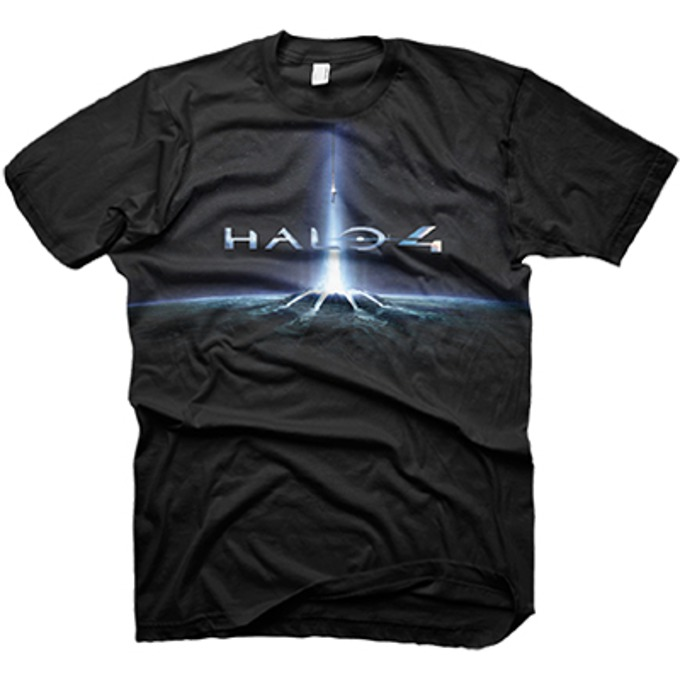 Halo 4 T-Shirt In The Stars, Size L