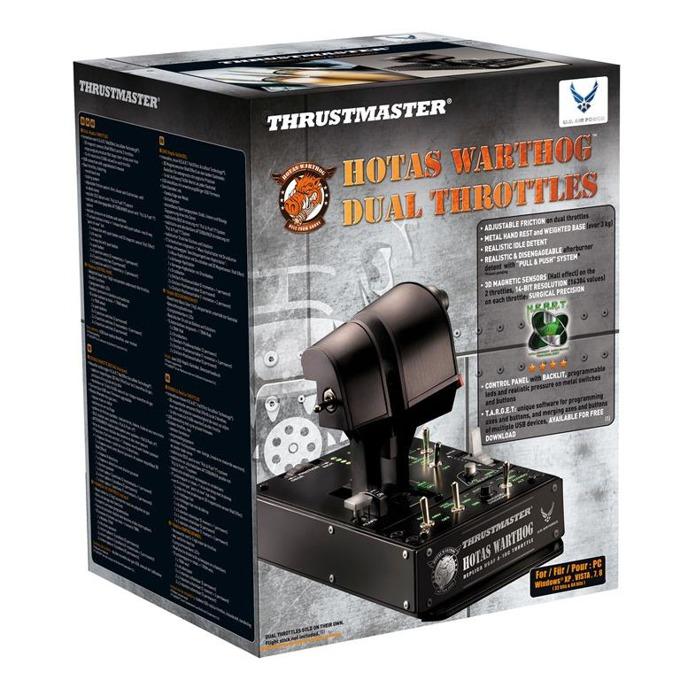 Thrustmaster Joystick Hotas Warthog Dual 2960739 product