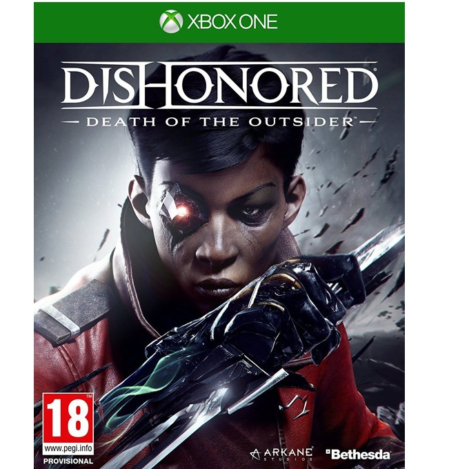 Игра за конзола Dishonored: Death of the Outsider, за Xbox One image