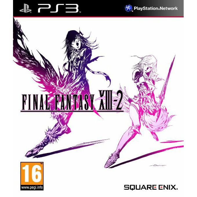 Final Fantasy XIII-2, за PlayStation 3 image