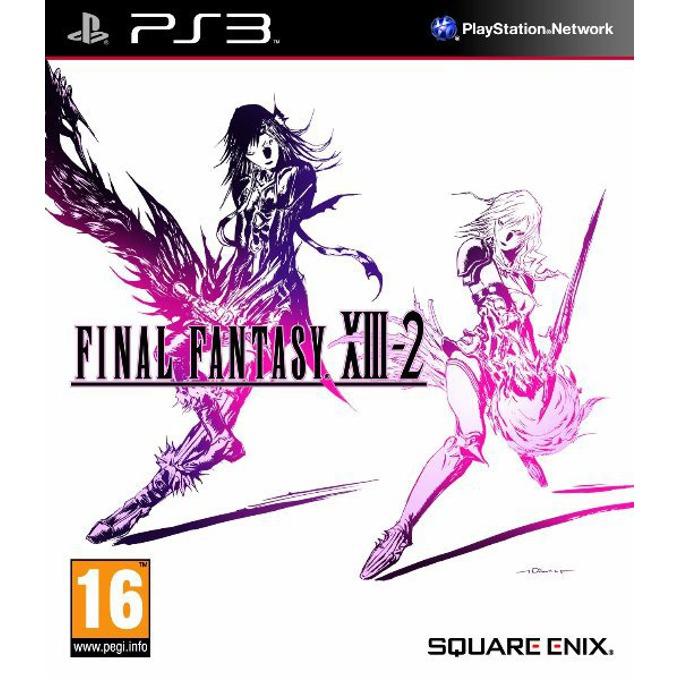 Игра за конзола Final Fantasy XIII-2, за PlayStation 3 image