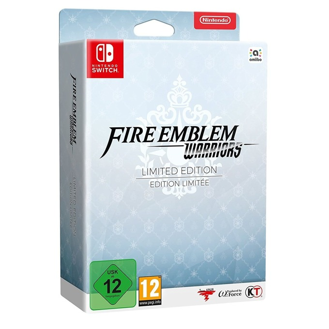 Fire Emblem Warriors Limited Edition product