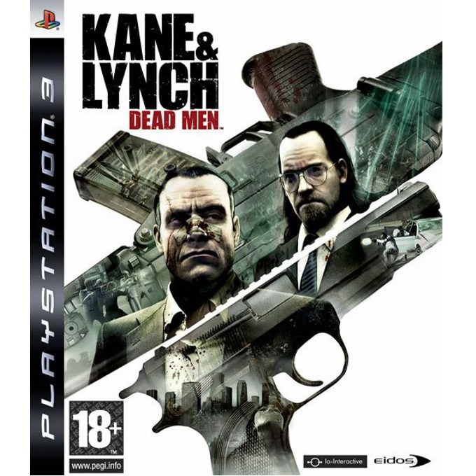 Kane & Lynch: Dead Men, за PlayStation 3 image