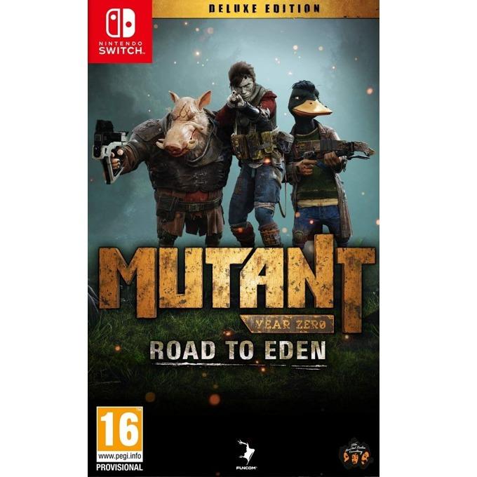 Игра за конзола Mutant Year Zero: Road to Eden - Deluxe Edition, за Nintendo Switch image