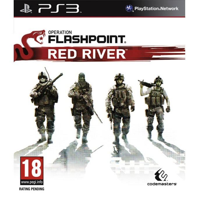 Operation Flashpoint: Red River, за PlayStation 3 image