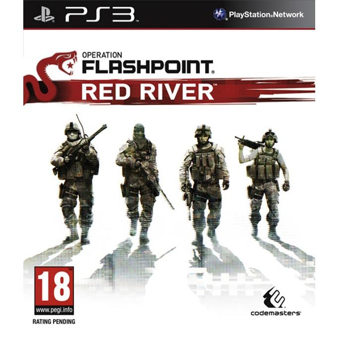Игра за конзола Operation Flashpoint: Red River, за PlayStation 3 image