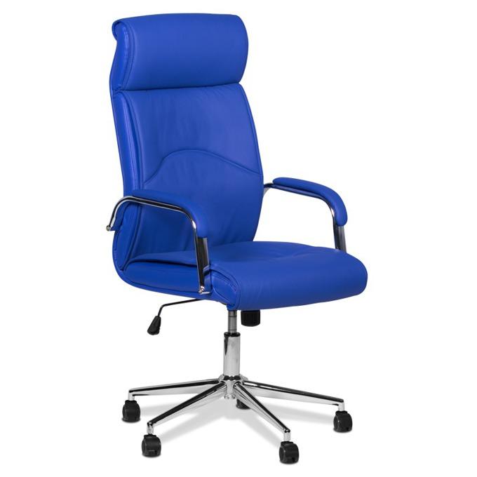 Директорски стол Carmen 6050, син image