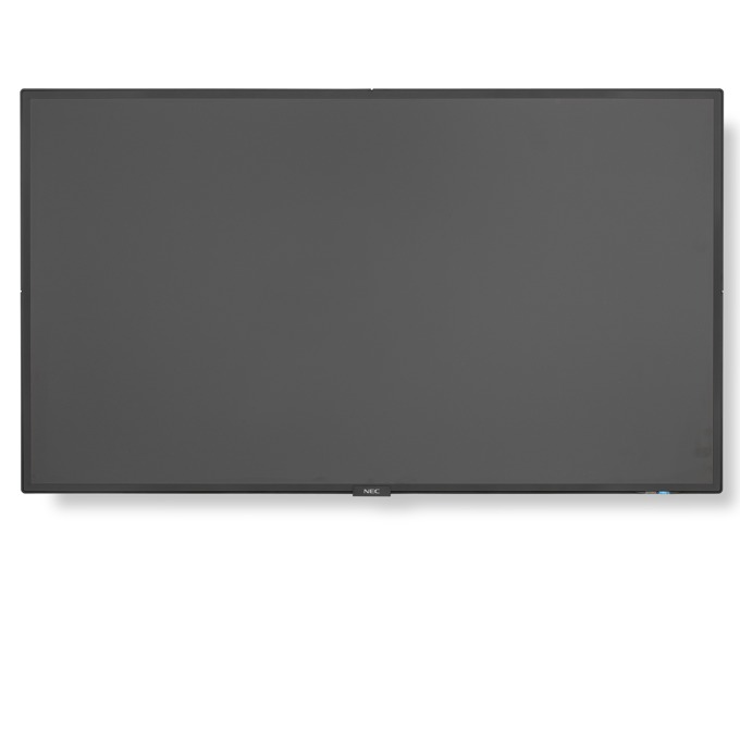 "Публичен дисплей NEC V404-RPi, 40""(101.6 cm), 4K UHD, VGA, HDMI, DVI-D, DisplayPort, RS232, USB, LAN, черен image"