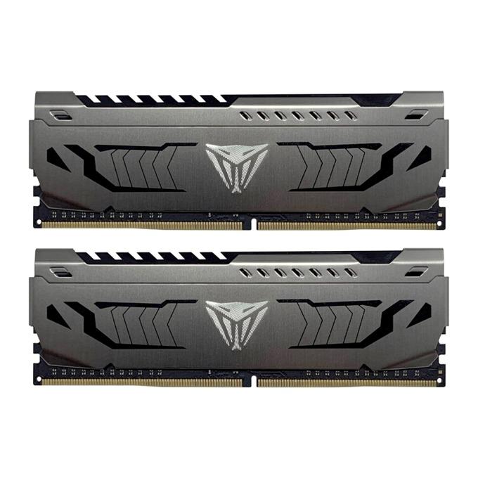 Памет 16GB(2x8GB) DDR4, 4000MHz, Patriot Viper Steel PVS416G400C9K, 1.35V image