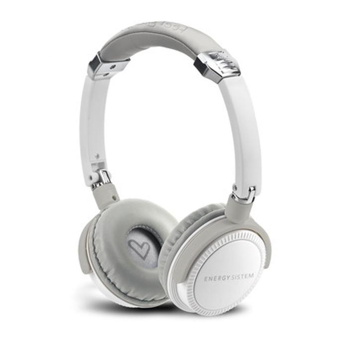 Слушалки Energy DJ 410, бели image