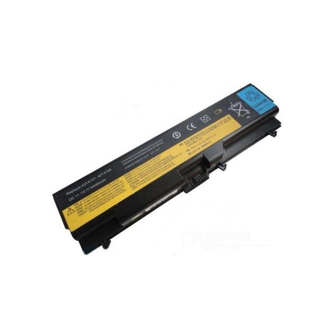 Батерия (заместител) за лаптоп IBM/Lenovo, съвместимa с модели ThinkPad E40 E50 L410 L412 L420 L421 L510, 6 cells, 11.1V, 4400mAh image