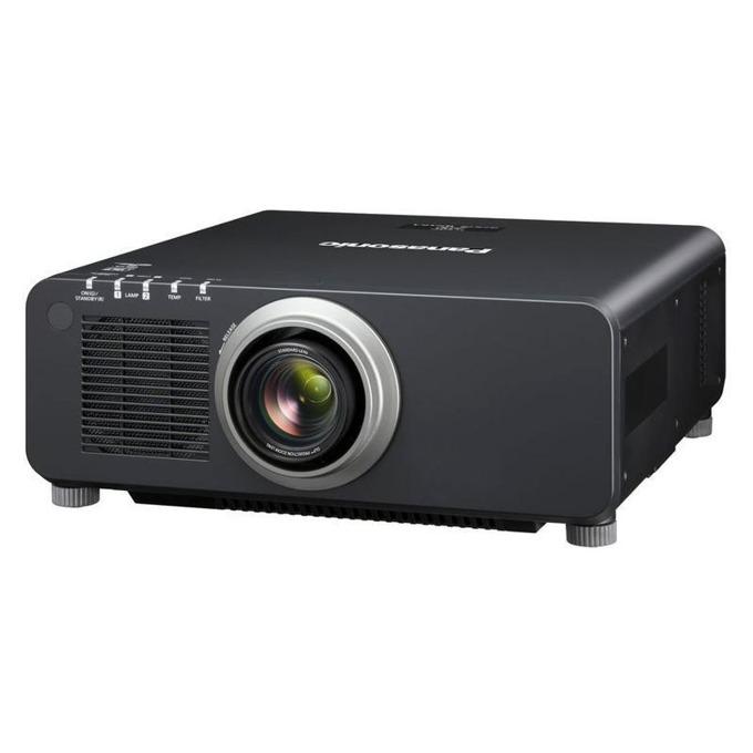 Проектор Panasonic PT-DZ870ELKJ, DLP, WUXGA (1920x1200), 10 000:1, 8500 lm, LAN, HDMI, USB image