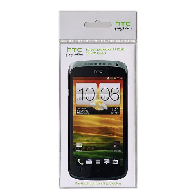 Защитно фолио (протектор) HTC за Z560E One S image