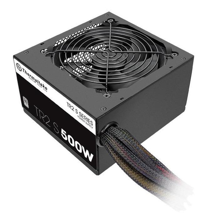 Захранване Thermaltake TR2 S, 500W, Active PFC, 80+, 1210мм вентилатор image