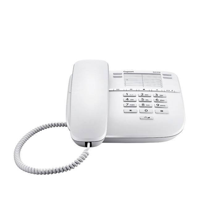 Стационарен Телефон Gigaset DA310