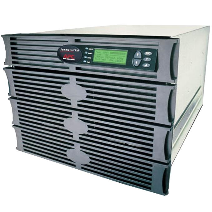 UPS APC Symmetra RM 6kVA Scalable to 6kVA N+1 220-240V 3:1 image