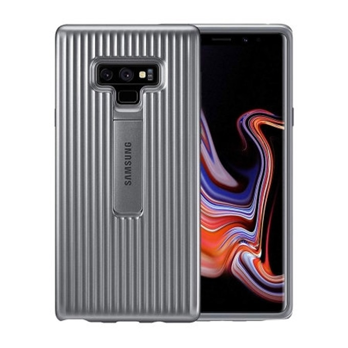 Калъф за Samsung Note 9 (N960) Protective Standing Cover, сив image