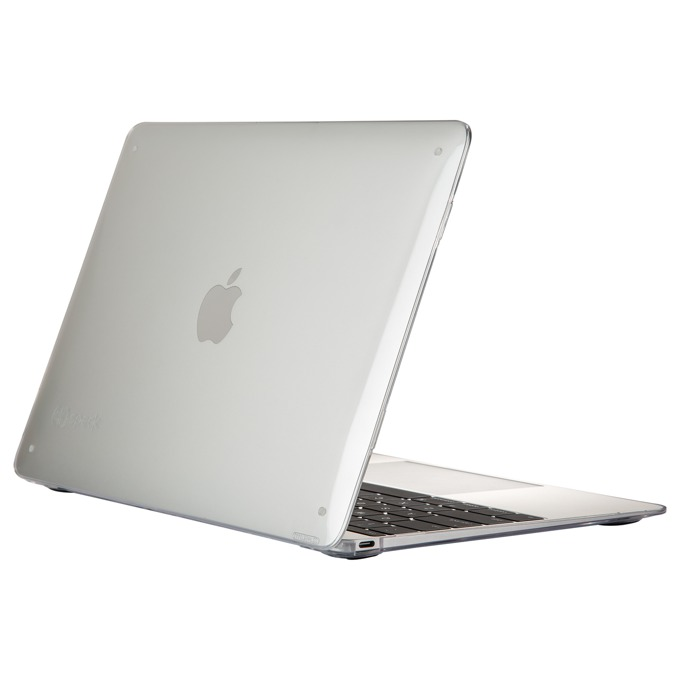 "Протектор Speck SeeThru за MacBook 12"", бял/прозрачен image"