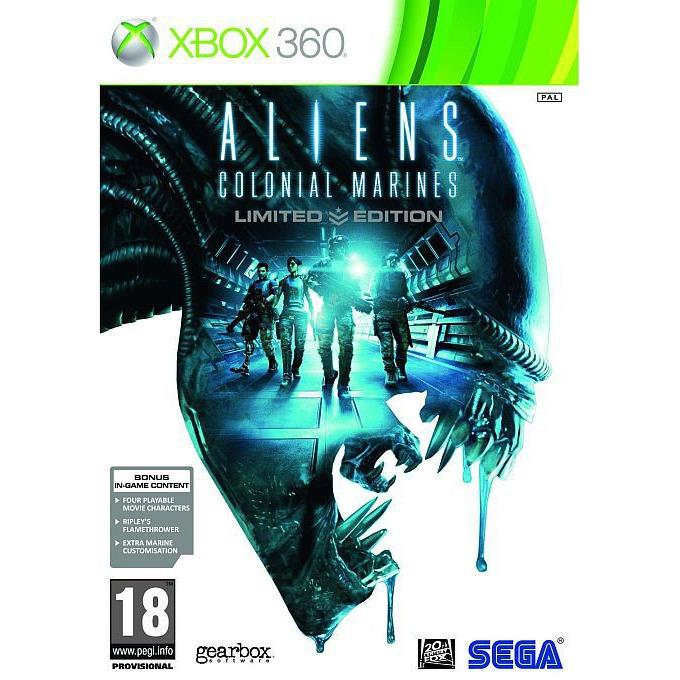 Игра за конзола Aliens: Colonial Marines Limited Edition, за XBOX360 image
