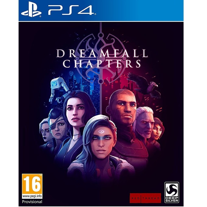 Dreamfall Chapters, за PS4 image