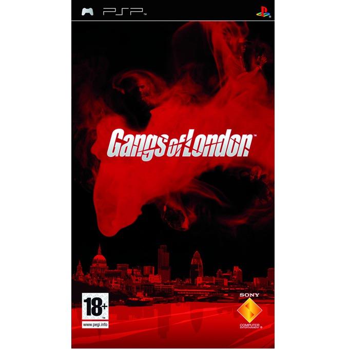 Игра за конзола Gangs of London, за PSP image