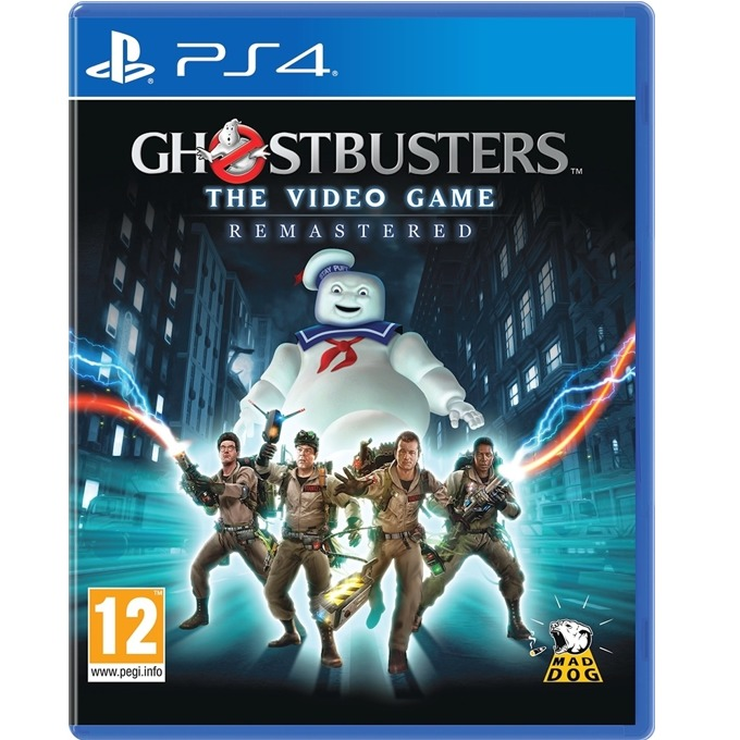 Ghostbusters: The Video Game Remastered PS4 product