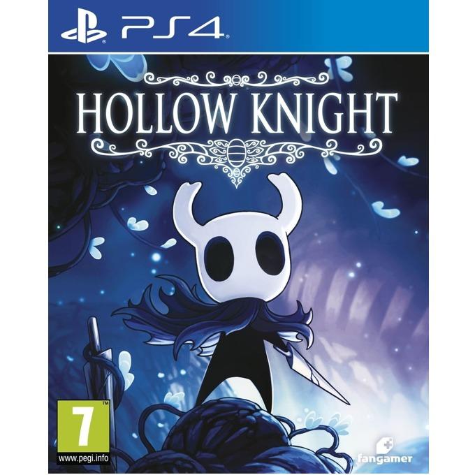 Игра за конзола Hollow Knight, за PS4 image