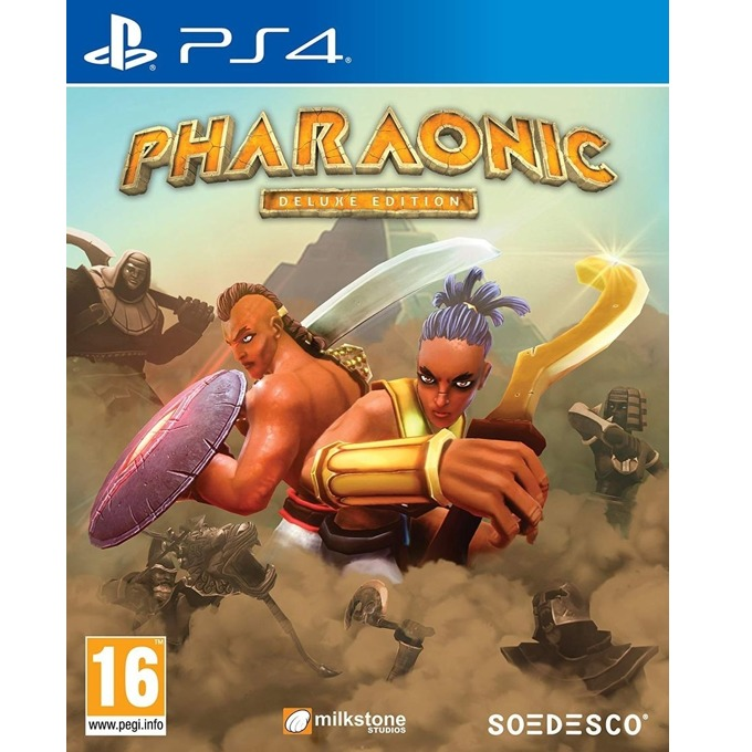 Pharaonic Deluxe Edition, за PS4 image