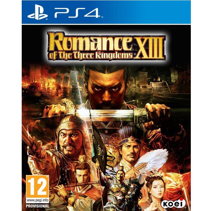 Игра за конзола Romance of the Three Kingdoms XIII, за PS4 image