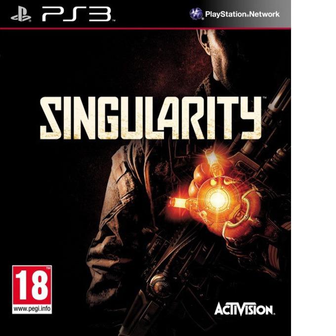 Игра за конзола Singularity, за PlayStation 3 image