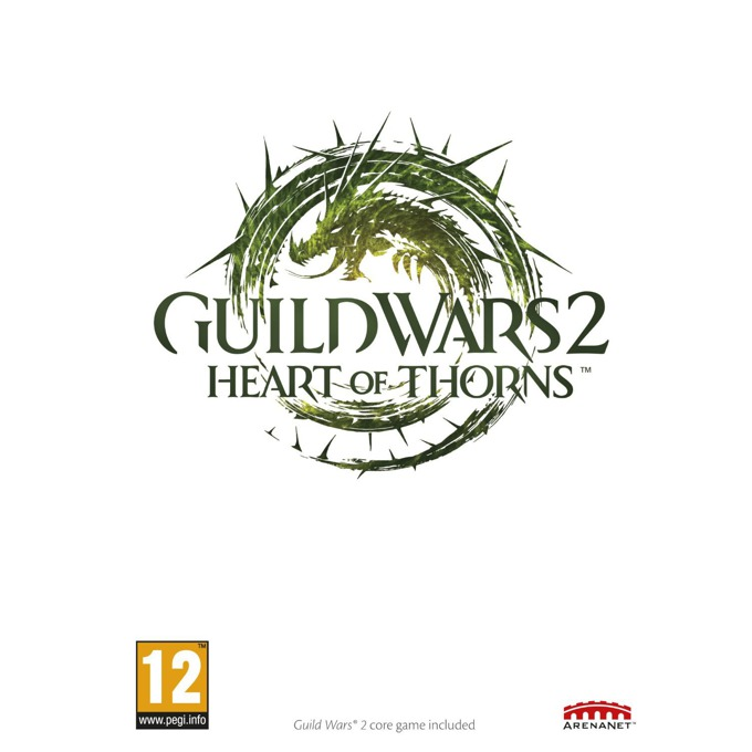 Guild Wars 2: Heart of Thorns, за PC image