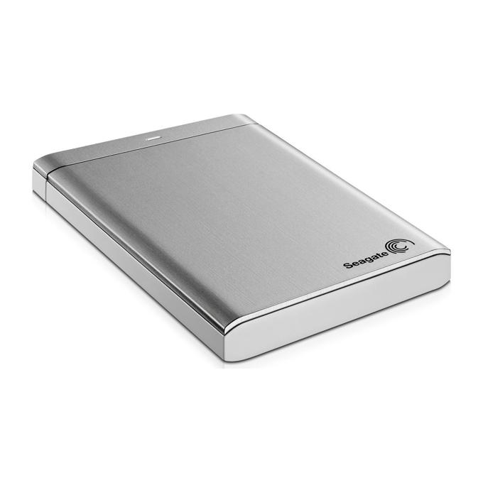 """Твърд диск 1TB Seagate Backup Plus, 2.5"""" (6.35 cm), външен, USB3.0, 2г. гаранция image"""
