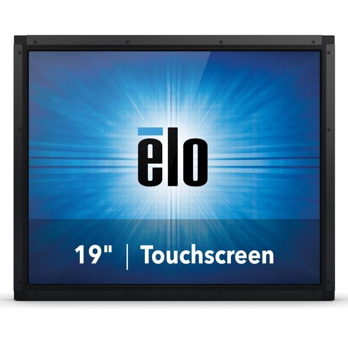 """Монитор ELO E335119, 19"""" (48.26 cm), TN тъч панел, SXGA, 14ms, 1000:1, 200cd/m2, DisplayPort, HDMI, VGA, RS232  image"""