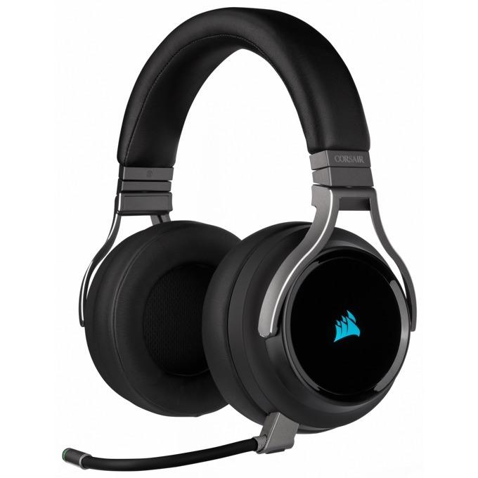 Геймърски слушалки Corsair Virtuoso RGB Wireless product