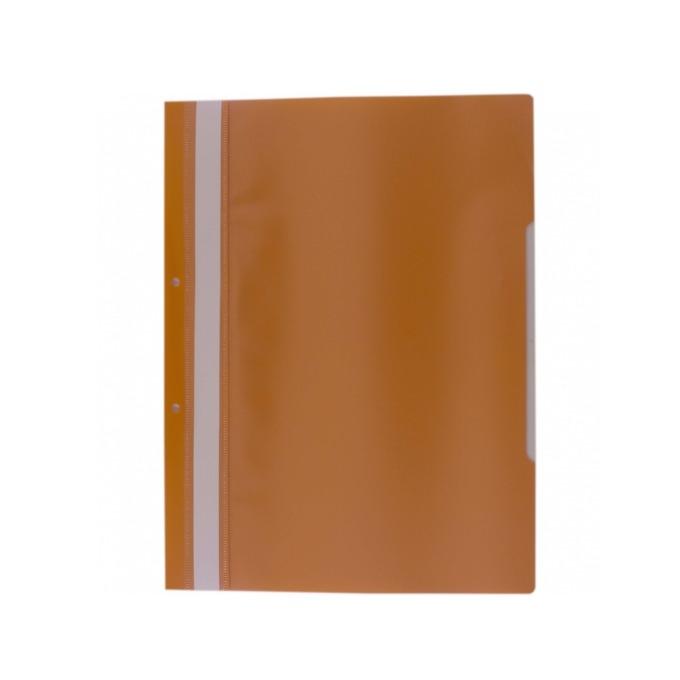 Папка PVC перфорация оранжева product