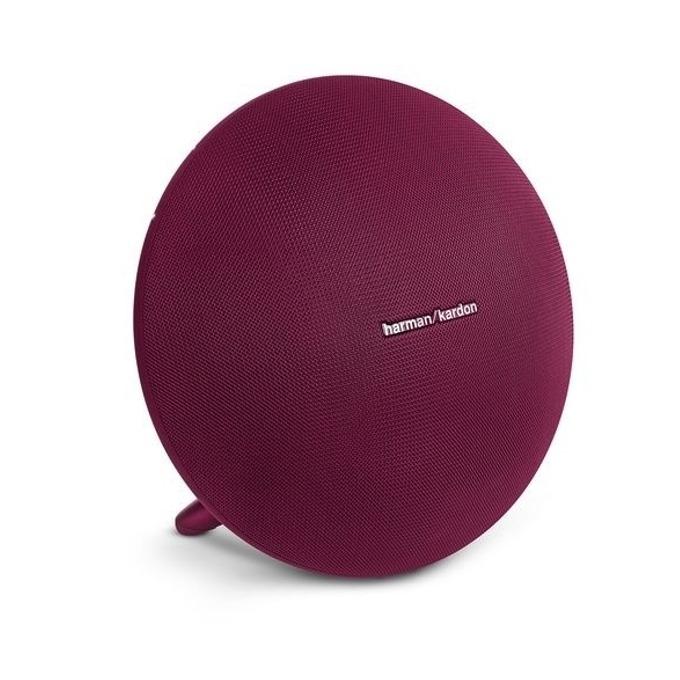Тонколона harman/kardon Onyx Studio 3, 2.0, RMS(4 x 15W), Bluetooth, 2600mAh, червена image