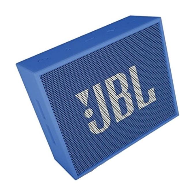 JBL Go Wireless Portable Speaker blue