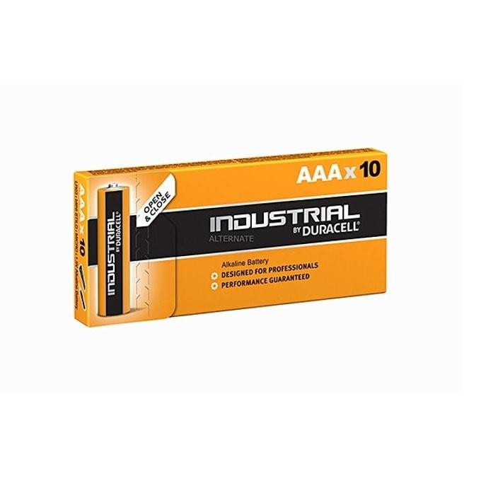 Duracell Industrial AAA 15122 10 бр.