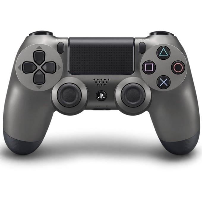 PlayStation DualShock 4 - Steel Black