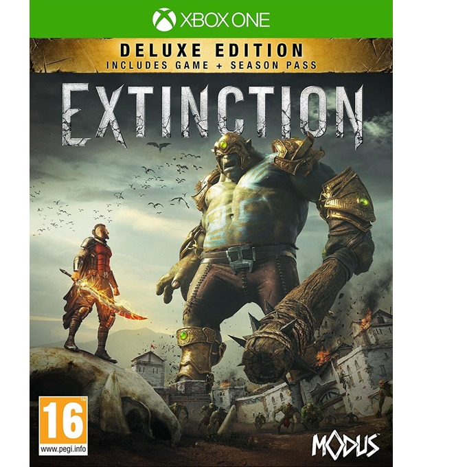 Extinction Deluxe Edition product
