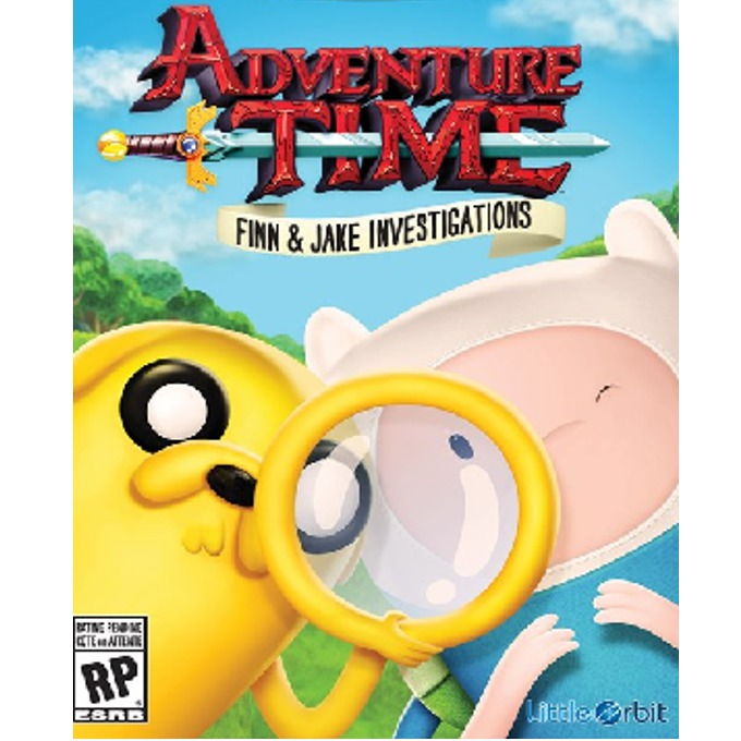Adventure Time: Finn and Jake Investigations, за Xbox One image
