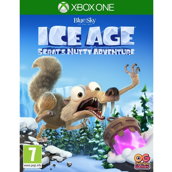 Игра за конзола Ice Age: Scrat's Nutty Adventure, за Xbox One image
